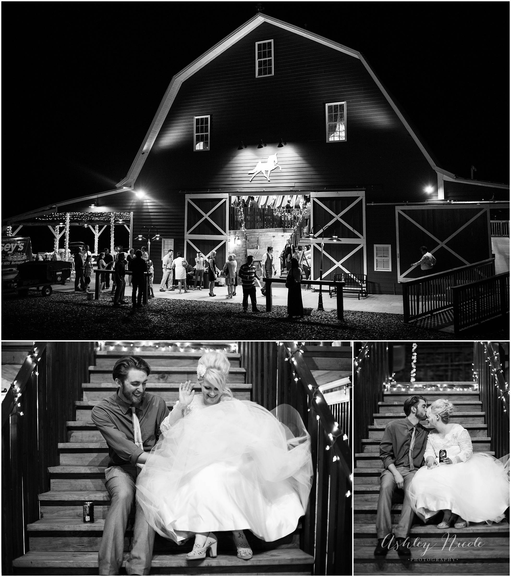 Vintage Wedding Dresses Raleigh Nc: A Vintage Small-town Barn Wedding