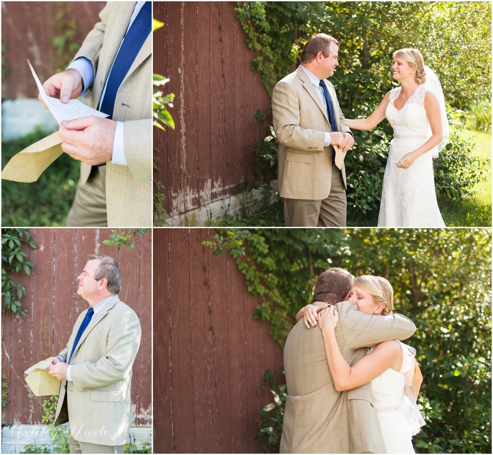 "Raleigh Wedding Photographer: A ""first Look."" To Do Or Not To Do, And What Your"